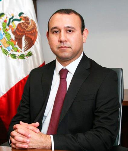 Consejero Pedro Cisneros Santillán
